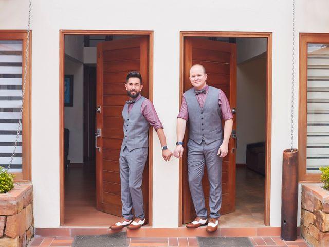 El matrimonio de Mike y Robert en Villa de Leyva, Boyacá 7