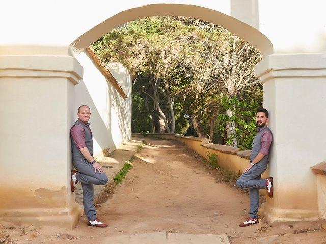 El matrimonio de Mike y Robert en Villa de Leyva, Boyacá 12