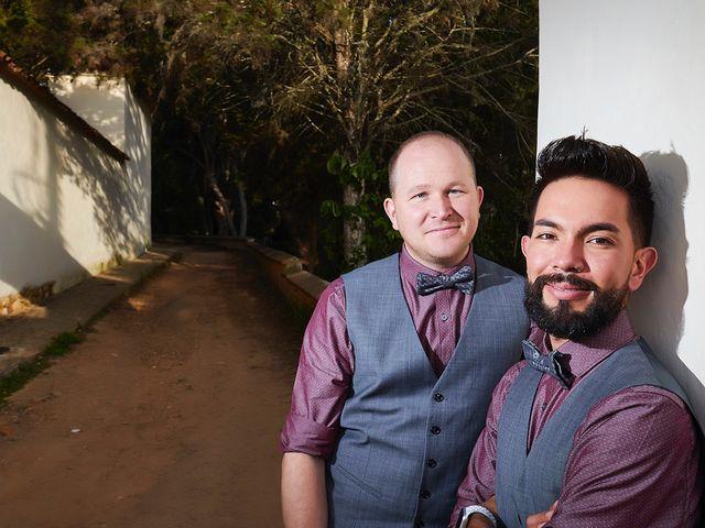 El matrimonio de Mike y Robert en Villa de Leyva, Boyacá 13