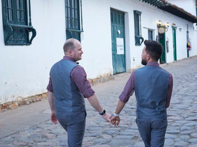 El matrimonio de Mike y Robert en Villa de Leyva, Boyacá 14