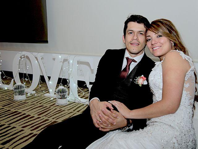 El matrimonio de Adriana y James