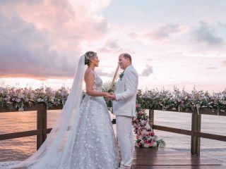 El matrimonio de Karen  y Carlos