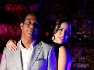 El matrimonio de Milena y Carlos