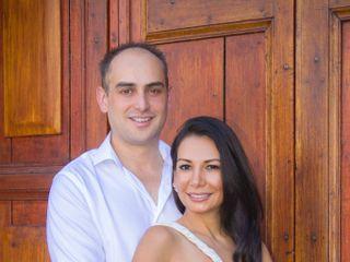 El matrimonio de Johana y Regan 1