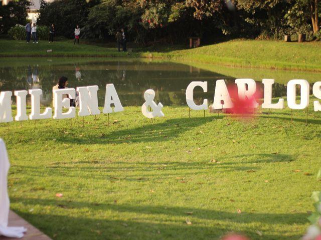 El matrimonio de Carlos y Milena en Cota, Cundinamarca 1