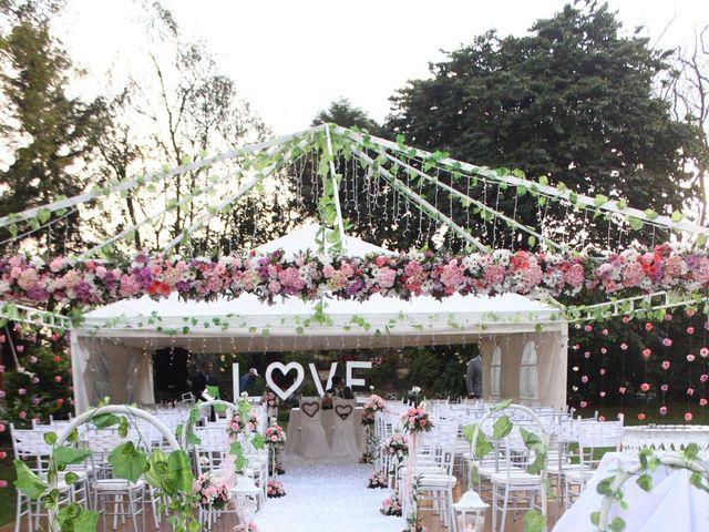 El matrimonio de Carlos y Milena en Cota, Cundinamarca 5