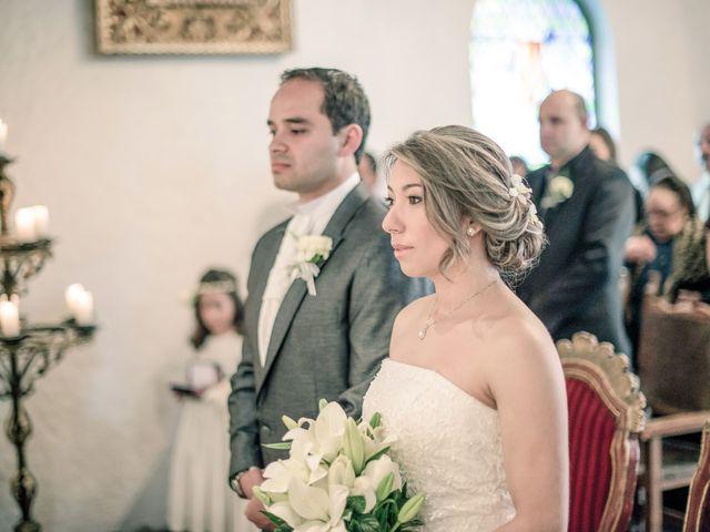 El matrimonio de Nicolás y Carolina en Chía, Cundinamarca 9