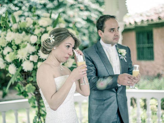 El matrimonio de Nicolás y Carolina en Chía, Cundinamarca 24