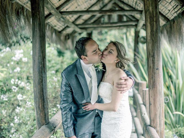 El matrimonio de Nicolás y Carolina en Chía, Cundinamarca 26