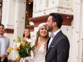 El matrimonio de Maria Camila y Andres