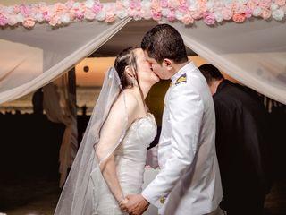 El matrimonio de Dahianna y Dixon 1
