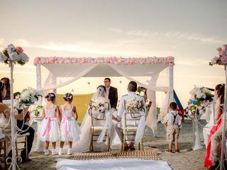 El matrimonio de Dahianna y Dixon 3