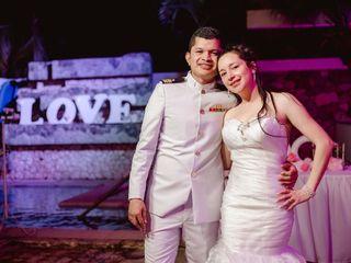 El matrimonio de Dahianna y Dixon