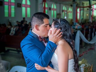 El matrimonio de Giselle  y Javier 3