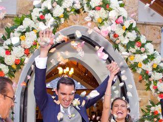 El matrimonio de Nathalia y Carlos 1