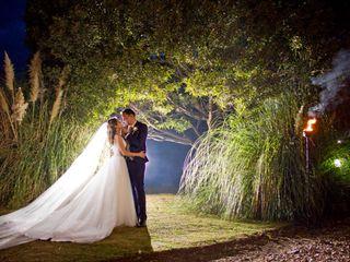 El matrimonio de Nathalia y Carlos 3