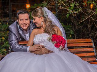 El matrimonio de Kirbby  y Oscar 1