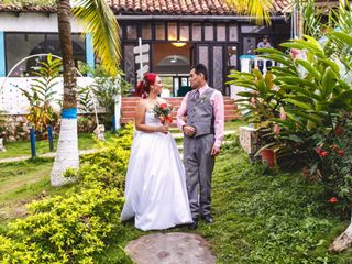 El matrimonio de Geraldine y Wilmer 2