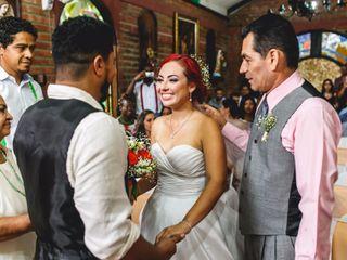 El matrimonio de Geraldine y Wilmer 3