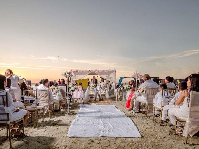 El matrimonio de Dixon y Dahianna en Santa Marta, Magdalena 2