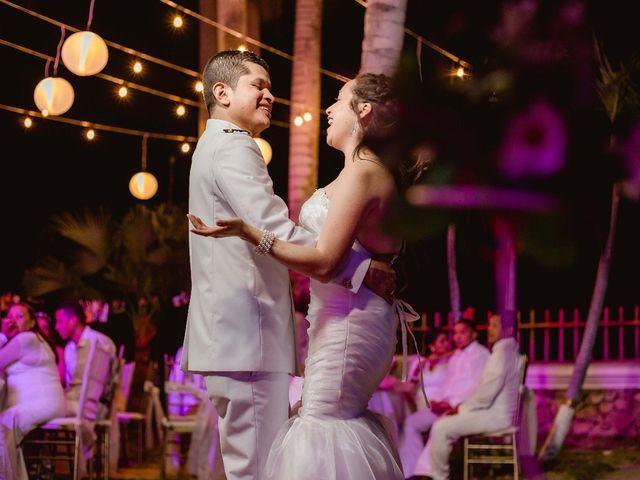 El matrimonio de Dixon y Dahianna en Santa Marta, Magdalena 4
