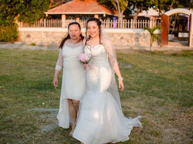 El matrimonio de Dixon y Dahianna en Santa Marta, Magdalena 10