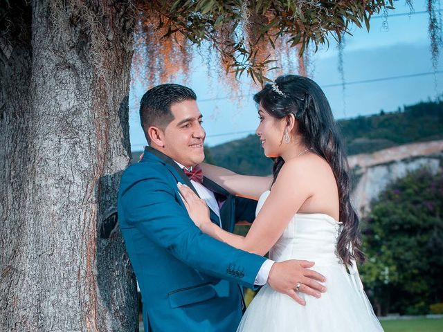 El matrimonio de Javier y Giselle  en Sogamoso, Boyacá 9
