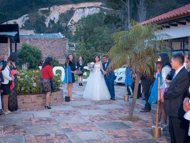 El matrimonio de Javier y Giselle  en Sogamoso, Boyacá 11