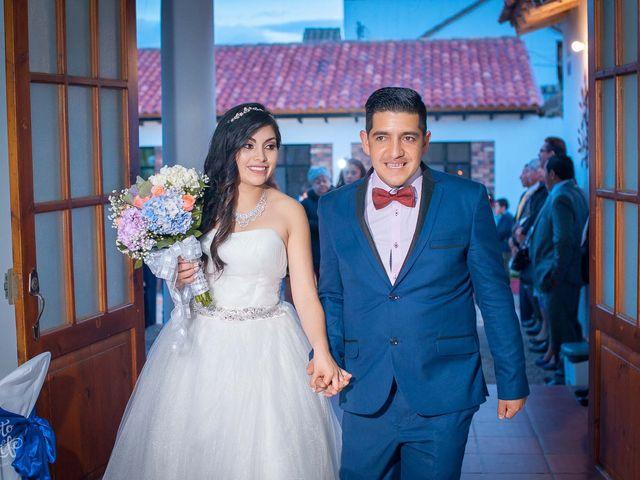 El matrimonio de Javier y Giselle  en Sogamoso, Boyacá 12