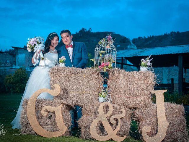 El matrimonio de Javier y Giselle  en Sogamoso, Boyacá 13