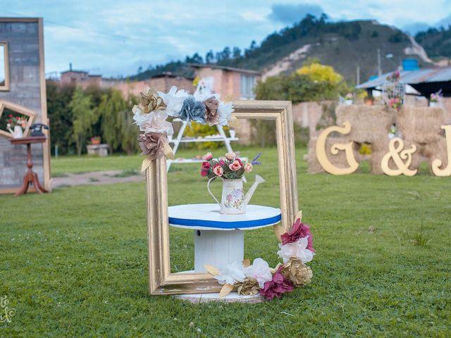 El matrimonio de Javier y Giselle  en Sogamoso, Boyacá 25