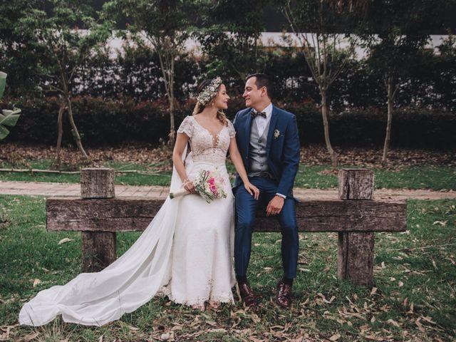 El matrimonio de Cata y Juan Camilo