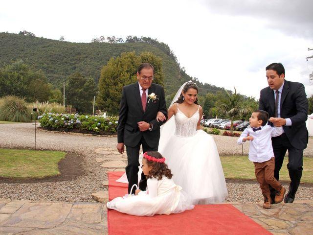 El matrimonio de Carlos y Nathalia en Subachoque, Cundinamarca 4
