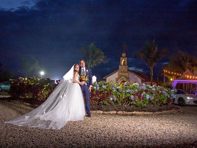 El matrimonio de Carlos y Nathalia en Subachoque, Cundinamarca 2