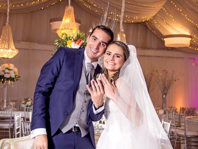 El matrimonio de Nathalia y Carlos