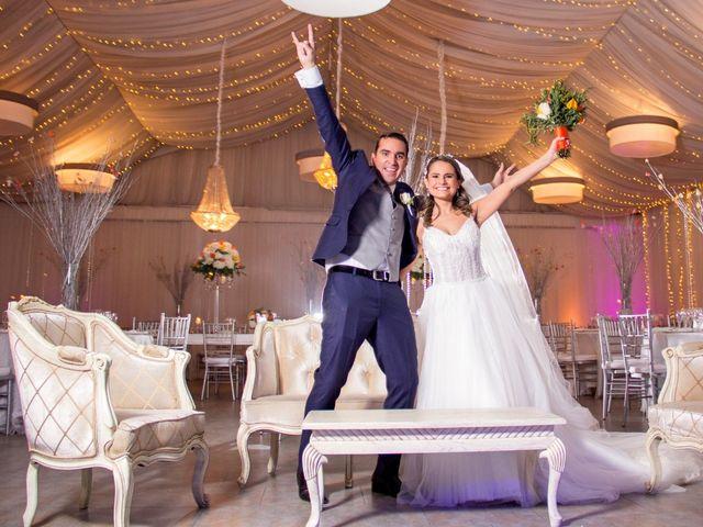 El matrimonio de Carlos y Nathalia en Subachoque, Cundinamarca 7