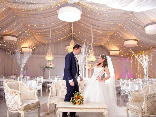 El matrimonio de Carlos y Nathalia en Subachoque, Cundinamarca 8