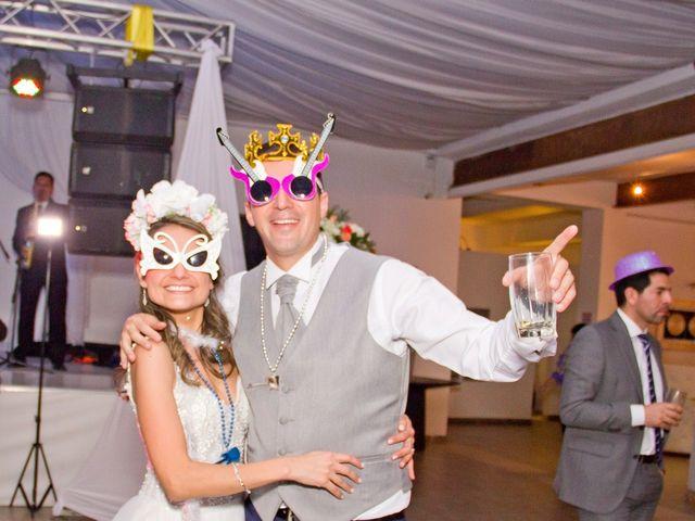 El matrimonio de Carlos y Nathalia en Subachoque, Cundinamarca 9