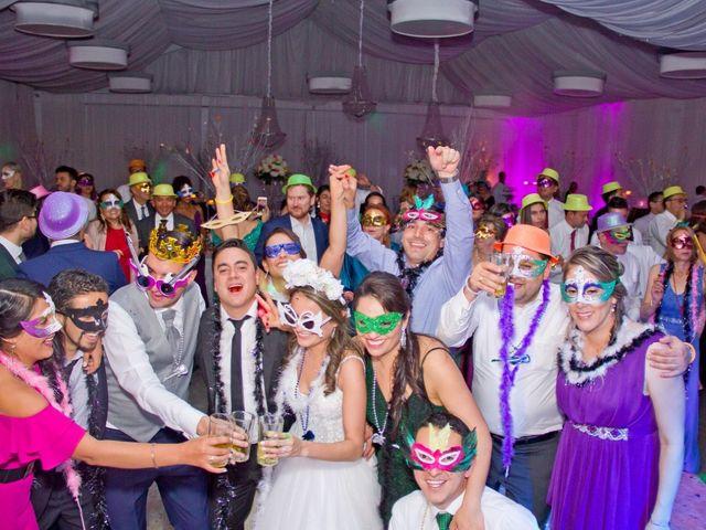 El matrimonio de Carlos y Nathalia en Subachoque, Cundinamarca 10