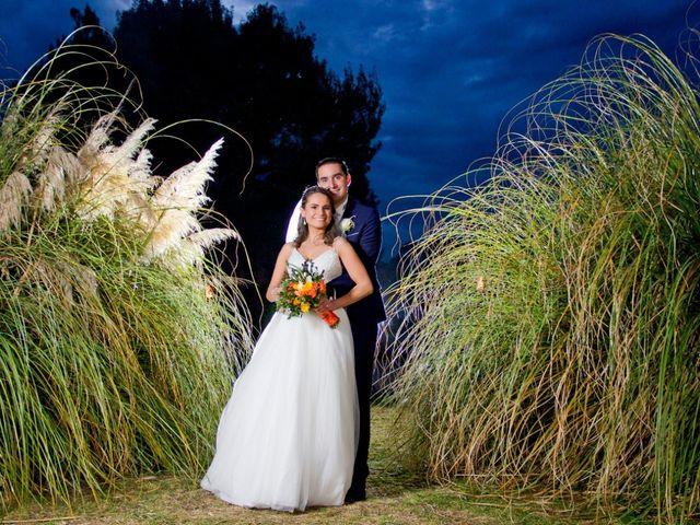 El matrimonio de Carlos y Nathalia en Subachoque, Cundinamarca 18