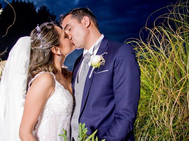 El matrimonio de Carlos y Nathalia en Subachoque, Cundinamarca 19
