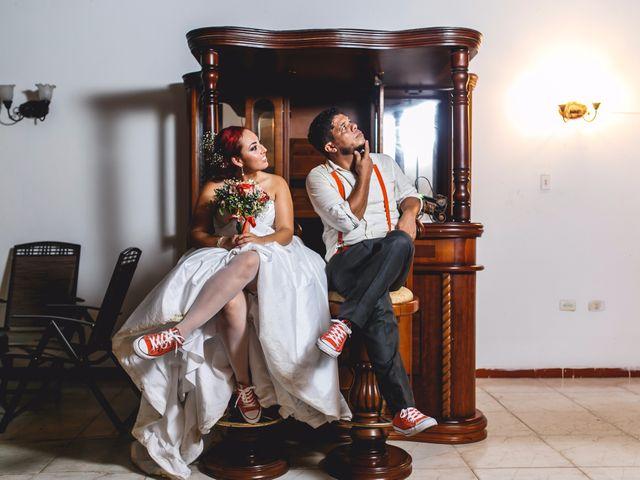 El matrimonio de Wilmer y Geraldine en Cartagena, Bolívar 7