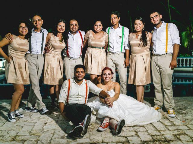 El matrimonio de Wilmer y Geraldine en Cartagena, Bolívar 14