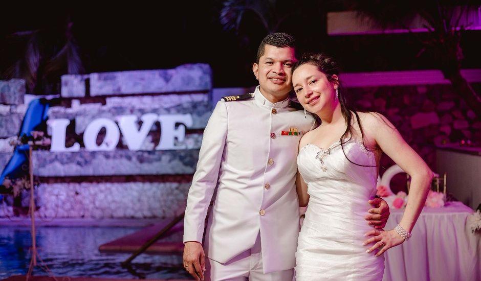 El matrimonio de Dixon y Dahianna en Santa Marta, Magdalena