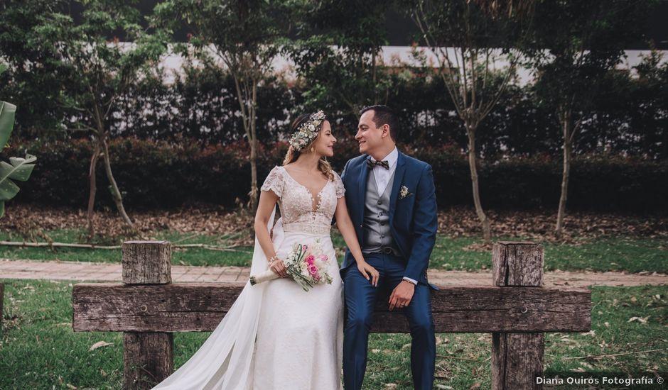 El matrimonio de Juan Camilo y Cata en Medellín, Antioquia