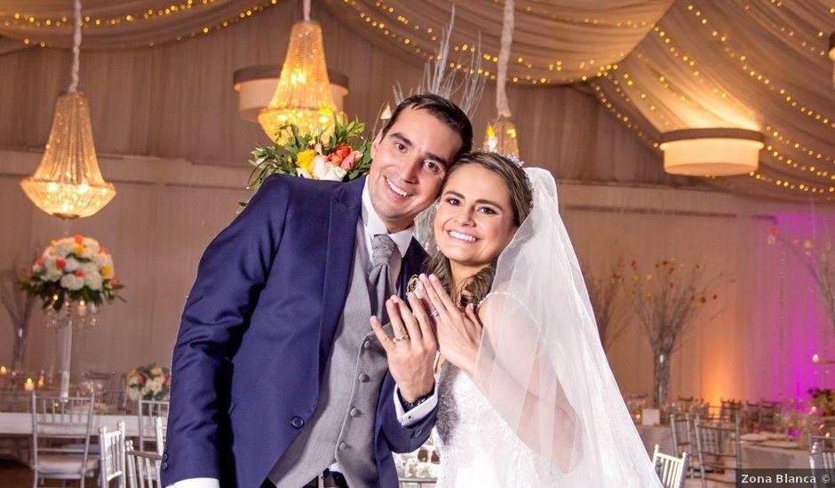 El matrimonio de Carlos y Nathalia en Subachoque, Cundinamarca