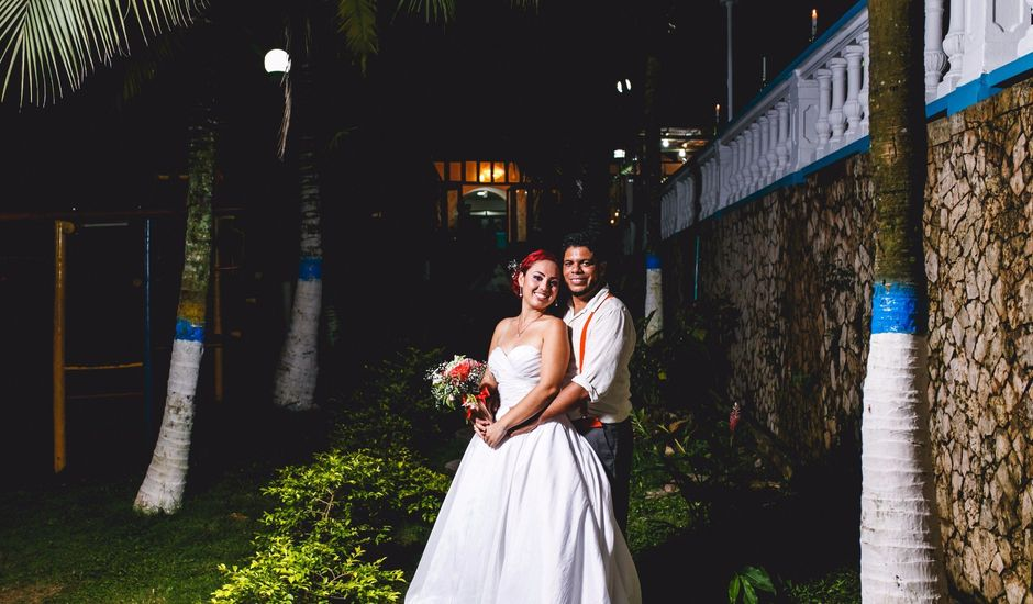 El matrimonio de Wilmer y Geraldine en Cartagena, Bolívar