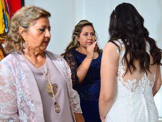 El matrimonio de Vanessa y Enrique  2