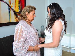 El matrimonio de Vanessa y Enrique  3