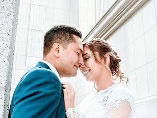 El matrimonio de Marcela y Diego 1